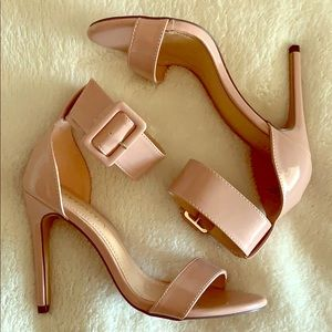 BRAND NEW Dusty Rose High Heels